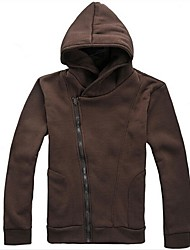 REVERIE UOMO Man's Cashmere Hoodie Leisure Jacket