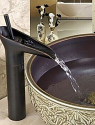 Traditional Waterfall Brass Oil-rubbed Bronze