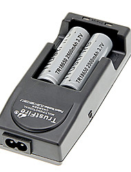 TrustFire 18650 2500mAh (2pcs) + TrustFire TR-001 Cargador de batería