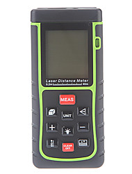 40m/131ft mini-diastimeter distância digital a laser rangefinder medidor de volume de mão medida área