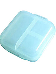 Transparente PVC Mini Storage Box