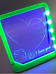 Led Light Fluorescence Writing Board (Color Random)