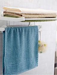 Шуан Цин ® полотенце бары, Современная Оценка А системы ABS Белый Настенные, нержавеющая сталь