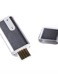 USBV302 Haute Sensibilité Profession Digital Voice Recorder (4 Go)