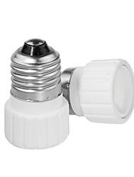 E27 à GU10 Ampoules à LED Socket Adapter