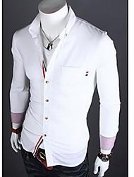 Casual Slim shirt Sameul hommes