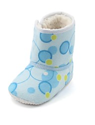 Synthetic Children's Flat Heel Comfort Fashion Boots with Hook&Loop Shoes(More Color)