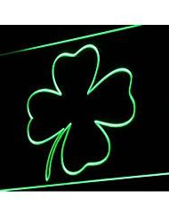 i903 Four Leaf Clover Home Decor Neon Light Sign
