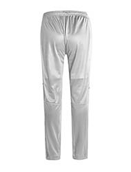 AMADIS Silver Gray Poliéster Anti-UV Pesca Pantalones Largos