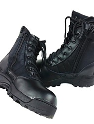 Men's Outdoor High-top Hiking Shoes Waterproof Warm Shoes