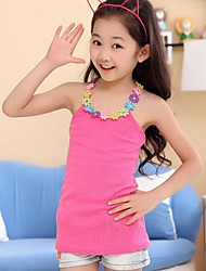 H Vest Suit Summer Girl
