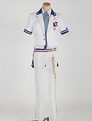 inspirado por atomu marginal trajes Kirihara cosplay