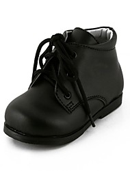 Boys' Shoes Comfort Wedding Flat Heel Ankle Boots More Colors available