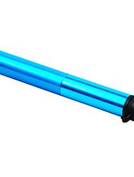 FJQXZ 18CM portátil liga de alumínio Blue Bike Bomba