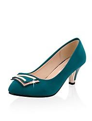 Mulheres Stiletto Heel Bombas Shoes (mais cores)