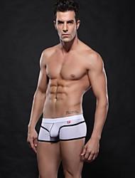 cueca saudável cintura baixa boxer confortável Moda Masculina