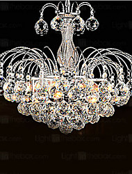 SL® Pendant Luxury Modern Crystal Living 3 Lights