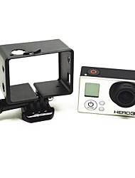 BacPac Frame with Assorted Mounting Hardware for The LCD of Gopro Hero3