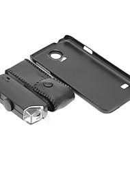 Samsung N9600 Cell Phone Case e 100 volte lente di ingrandimento in Set