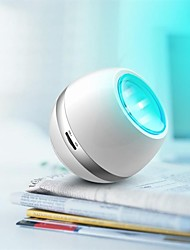 Color Variable Mode Lamp, with FM Radio and Speaker, USB Charging