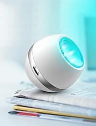 Variable Couleur Mode lampe, avec radio FM et haut-parleur, de chargement USB