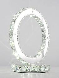Luci Tabella 1 Luce, Cristallo Artistico Moderno MS-86309