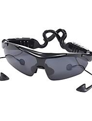 K1 intelligenti Bluetooth occhiali da sole di supporto V2.1 + EDR occhiali da sole polarizzati con auricolare + regolabile