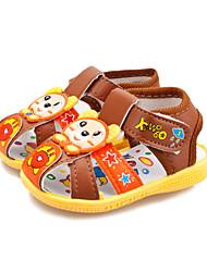Talon plat pour enfants Confort Sandales avec Magic Tape Chaussures (plus de couleurs)