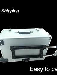 DJI Phantom FPV Aluminum Case Hm Box Outdoor Protection Box Flying Fairy Box AR Four - Axis Easy to Carry