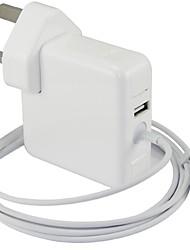 """ÚNETE NEW ® adaptador de cargador de 45W MagSafe 2 AC w / puerto USB para Apple Macbook Air 11 """"MD223 MD224 enchufe del AU"""