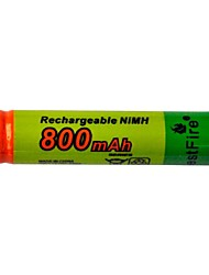 800mAh Bestfire AAA Ni-MH Rechargeable Battery
