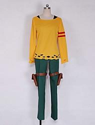 inspirada por trajes cosplay karneval iogue