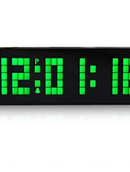 Kosda Chihai®Moden Digital LED Display Aarm Clcok with Thermometer Date Countdong Timer
