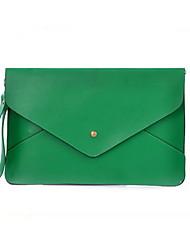 N-pai Women's Vintange Solid Color Big Envelope Tote/One Shoulder/Crossbody Bag