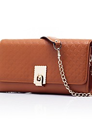 Overwinning Polo Classic Chain Leren Evening Bag H310625-1