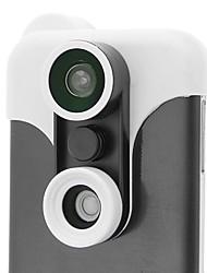 4-In-One Fast Conversion Foto-Objektiv für Samsung I9300