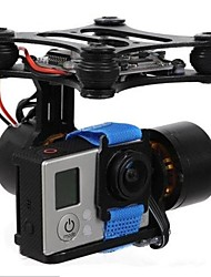 DJI Phantom Brushless Gimbal Camera Mount w/ Motor & Controller for Gopro3 FPV A