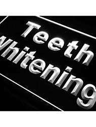 Teeth Whitening j996 luz de neón