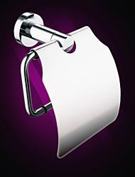 Messing-Wandtoilettenpapier-Halter, 6 Zoll x 6 Zoll