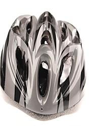 Patinaje un Integrated casco de ciclista Casco L Gray