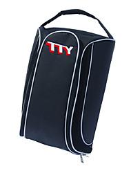 Black Nylon Wearproof Golf Sneakers Bag
