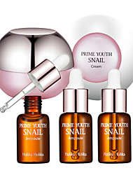 [Holika Holika] Prime Youth Snail Cream 50ml & Ampoule 8ml x 3ea