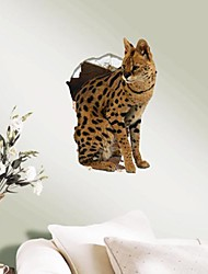 3D The Bobcats  Wall Stickers Wall Decals