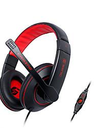 Auriculares Senic G9 Hi-Fi Stereo para Gamers con Micrófono y Reducción de Ruido