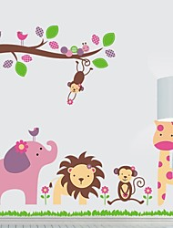 Frankie™  DIY Decorative Stickers Cartoon characters Can Be Removed