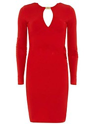 The One & Only Women's New Style  Long Sleeve Dress N6186329