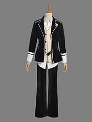 Inspired by Diabolik Lovers Shu Sakamaki Cosplay Costumes