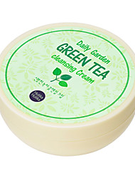 [Holika Holika] Daily Garden Green Tea Cleansing Cream 160ml