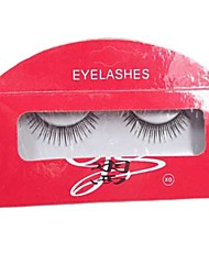 A Pair of False Eyelashes