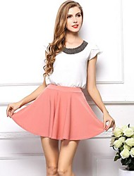Women's High Waist Fashion Mini Skirts (More Colors)